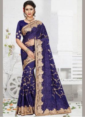 Glorious Saree For Bridal