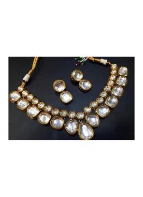 Gold Ceremonial Necklace Set
