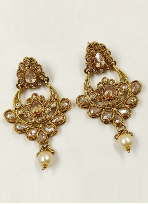 Gold Color Ear Rings