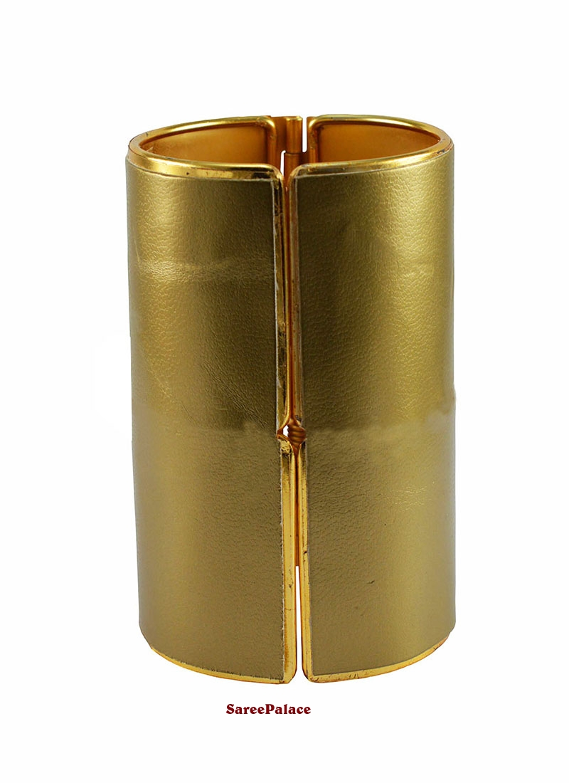 Gold Reception Bangles