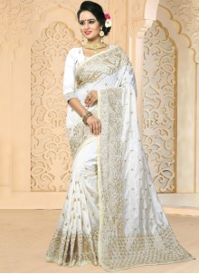 Graceful Art Silk Traditional Designer Saree