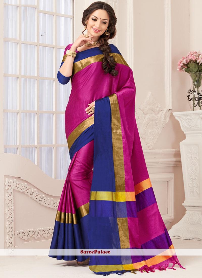 Grandiose Art Silk woven Work Designer Traditional Saree