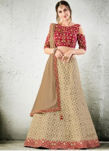 Ideal Lehenga Choli For Bridal