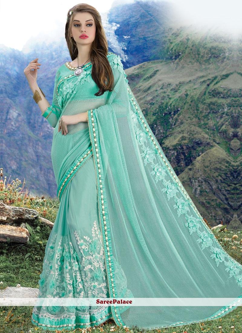 Imposing Net Classic Designer Saree