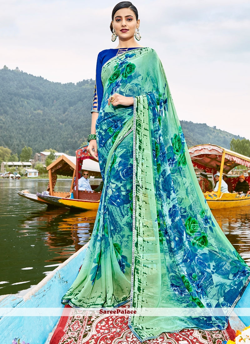 Impressive Multi Colour Casual Saree