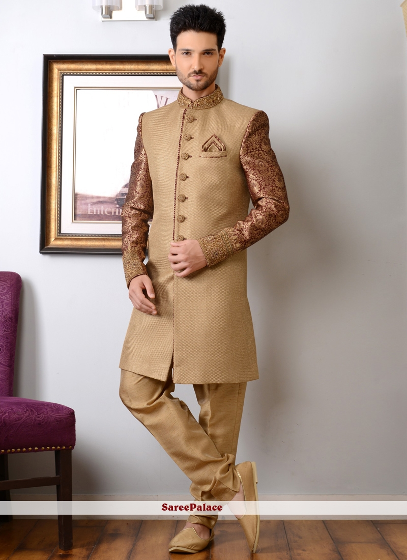 Indo Western Sherwani For Party