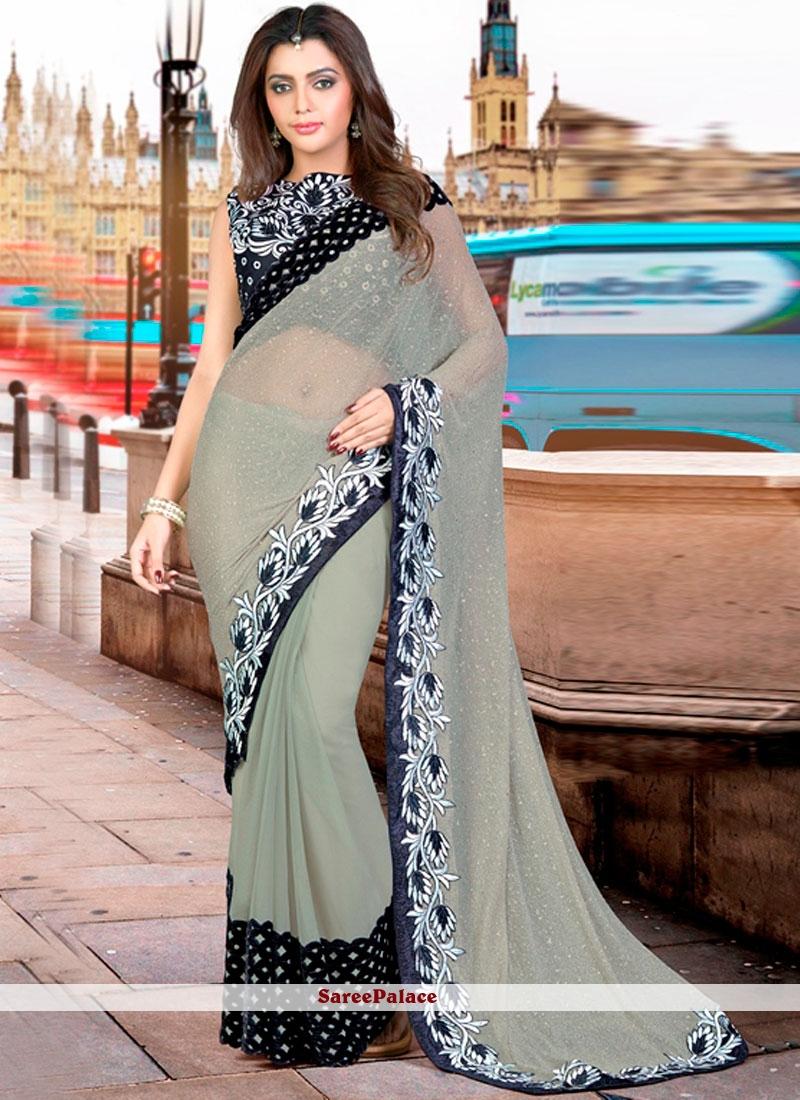 Irresistible Classic Designer Saree For Bridal