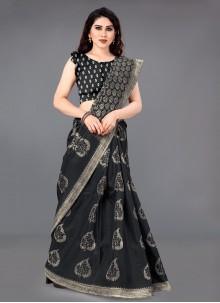 Khadi Silk Traditional Saree