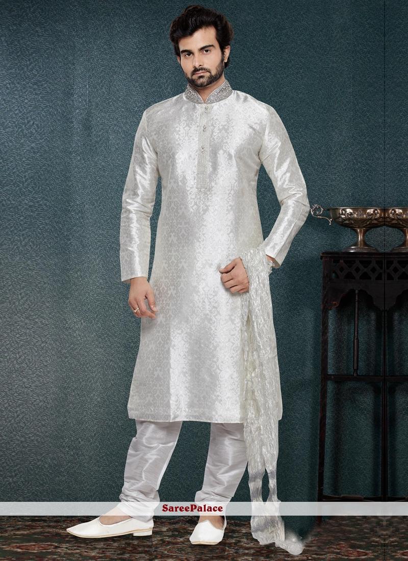 Kurta Pyjama For Ceremonial