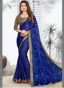 Lace Classic Saree