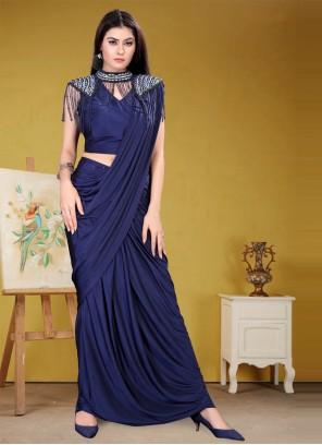 Lycra Trendy Saree