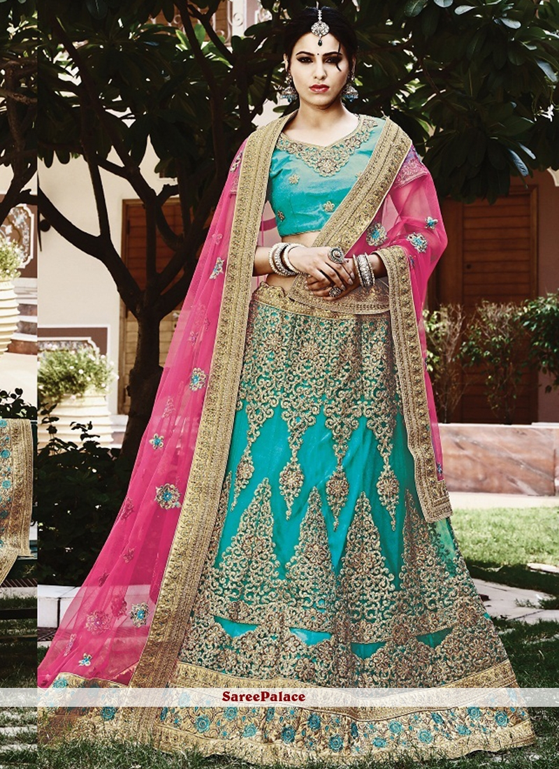Majestic Lehenga Choli For Bridal
