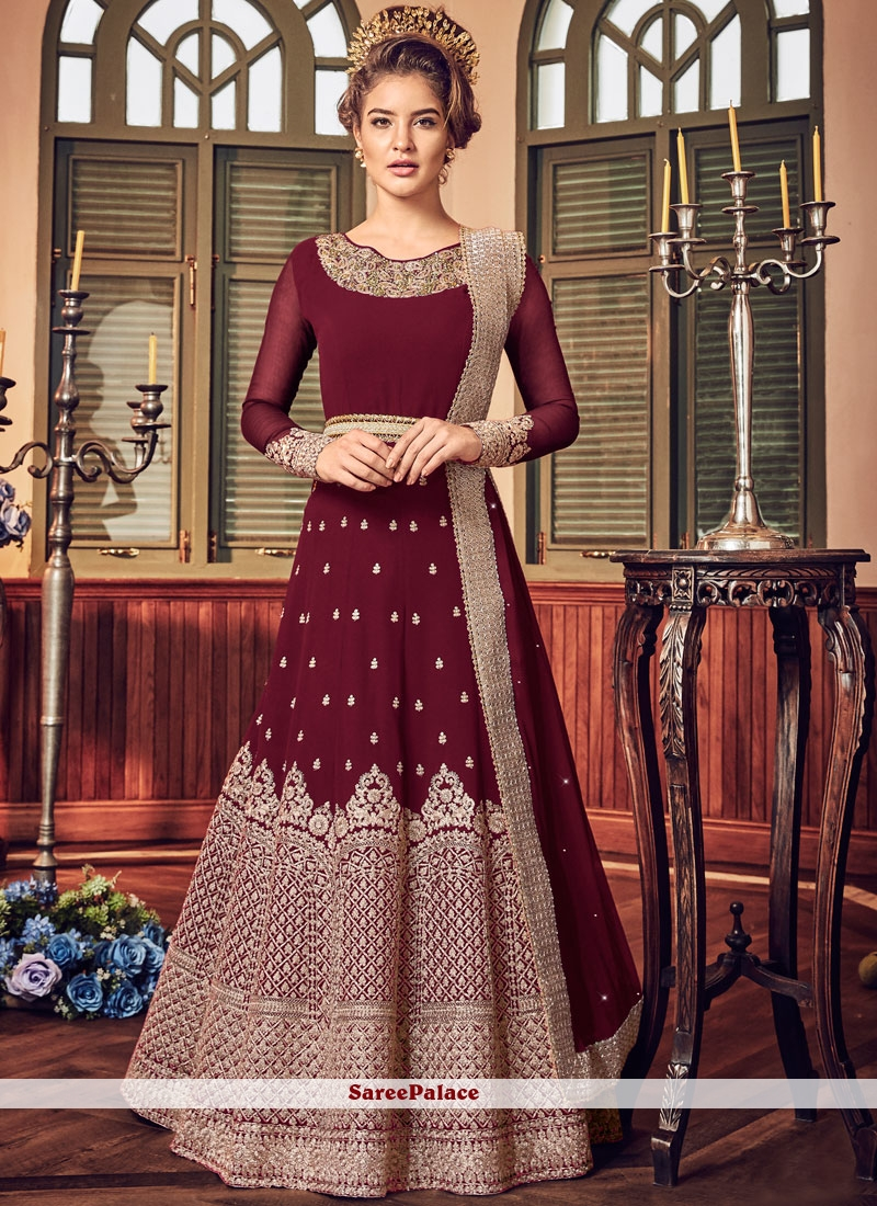 0f848244c7f Wedding Anarkali Dresses Online - Wedding Dresses