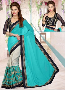 Modish Classic Saree For Wedding