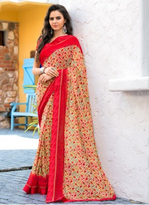 Multi Colour Casual Weight Less Saree