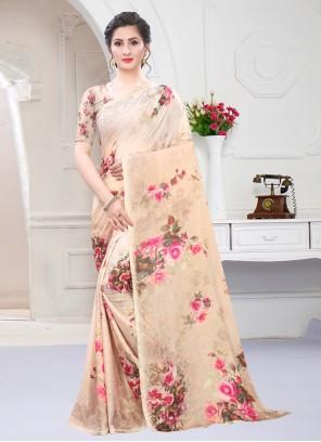 Multi Colour Ceremonial Designer Saree