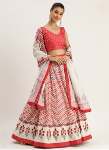 Multi Colour Color Bollywood Lehenga Choli