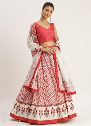 Multi Colour Color Bollywood Lehenga Choli