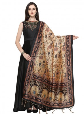 Multi Colour Color Designer Dupatta