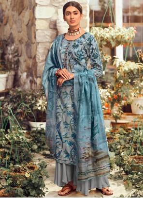 Multi Colour Festival Salwar Suit
