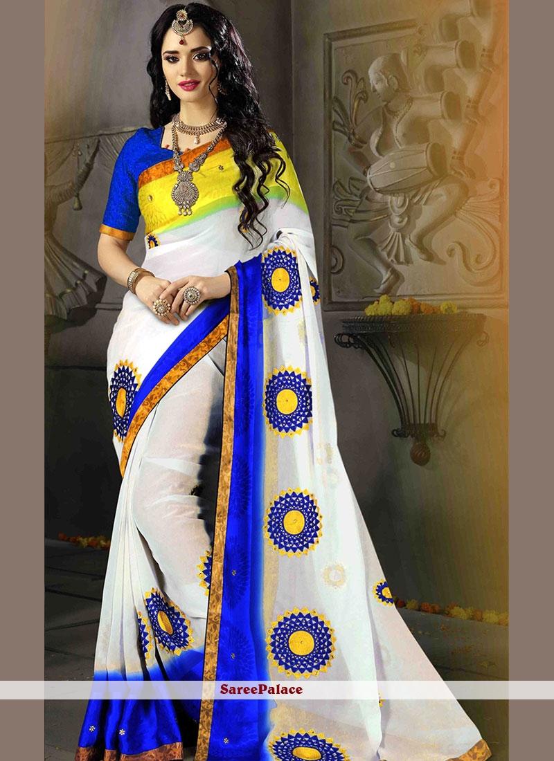 Multi Colour Party Jacquard Silk Traditional Designer Saree