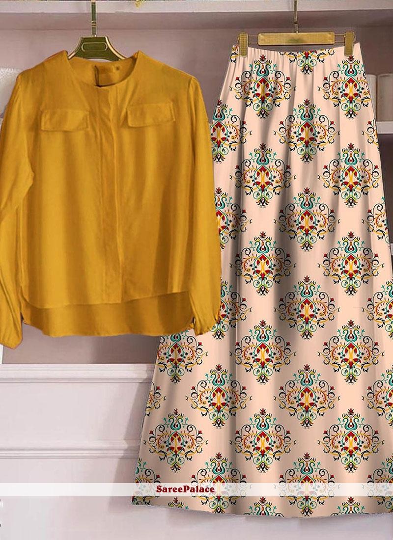 Multi Colour Party Rayon Designer Lehenga Choli