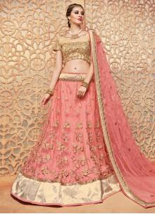 Mystic Pink Lehenga Choli