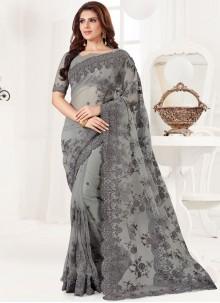 Net Ceremonial Classic Designer Saree