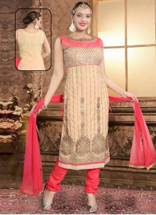 Net Handwork Salwar Suit