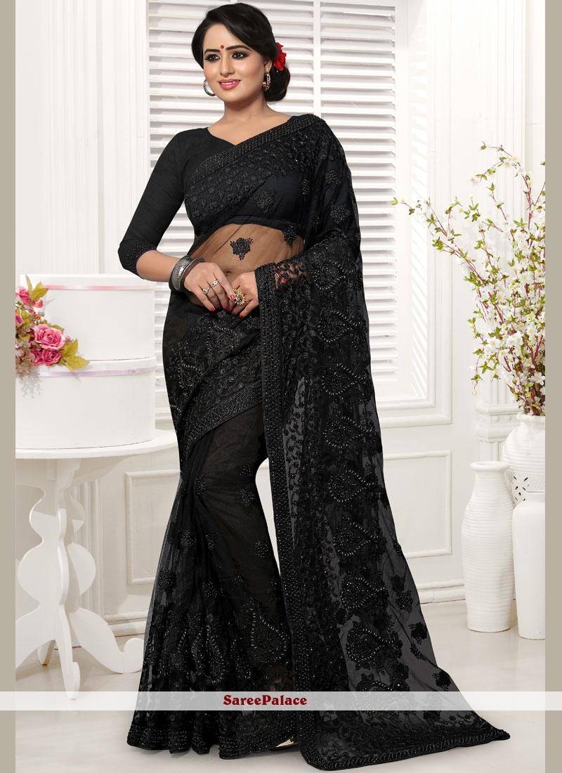 Net Party Classic Designer Saree
