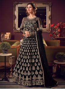 Net Trendy Long Length Anarkali Suit