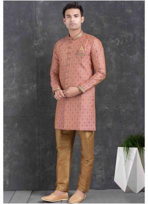Pink Color Indo Western