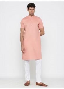 Pink Color Kurta Pyjama