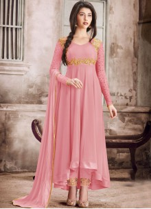 Pink Color Salwar Kameez