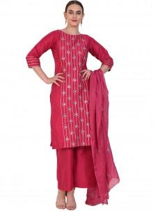 Pink Reception Designer Suit