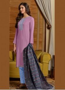 Pink Salwar Kameez