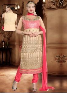 Pink Salwar Suit