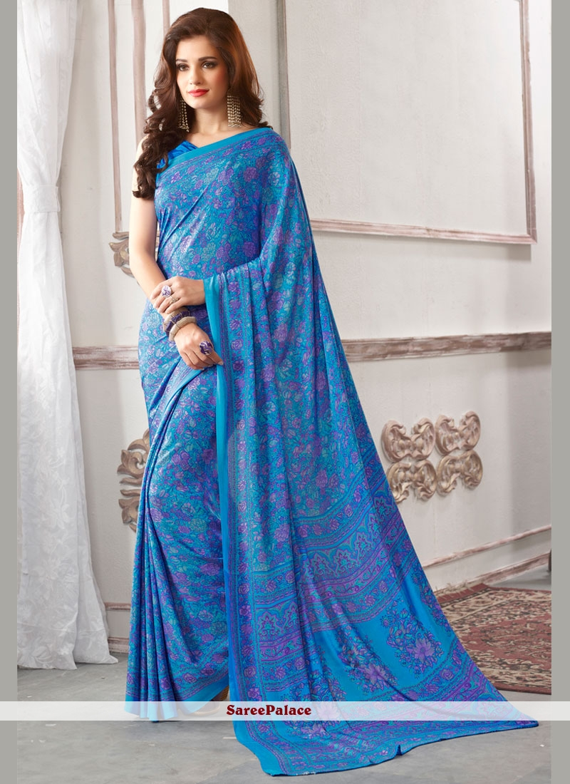 Pleasing Casual Saree For Casual