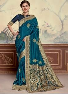 Poly Silk Classic Saree