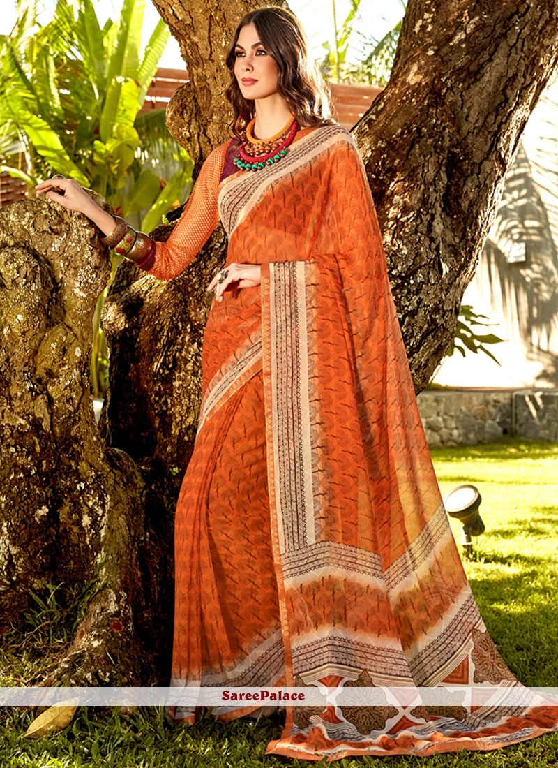 Princely Casual Saree For Casual