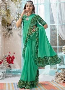 Printed Ceremonial Classic Designer Saree
