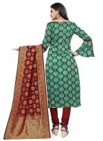 Rama Churidar Salwar Suit