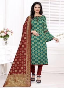 Rama Churidar Salwar Suit
