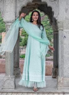 Rama Cotton Fancy Readymade Suit