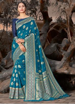 Rama Sangeet Silk Traditional Saree