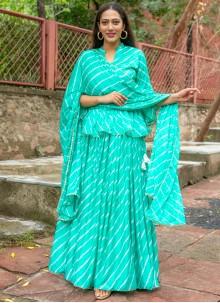 Rama Silk Readymade Suit