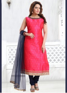 Rani Festival Churidar Designer Suit