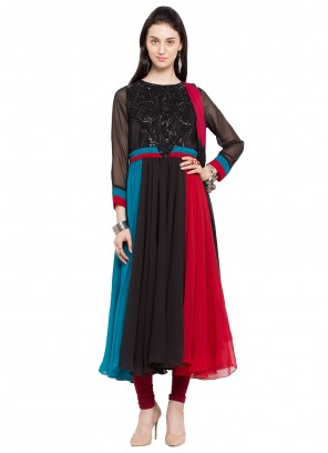 Readymade Anarkali Salwar Suit For Party