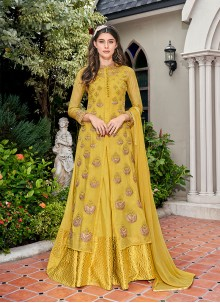 Resham Party Designer Salwar Suit