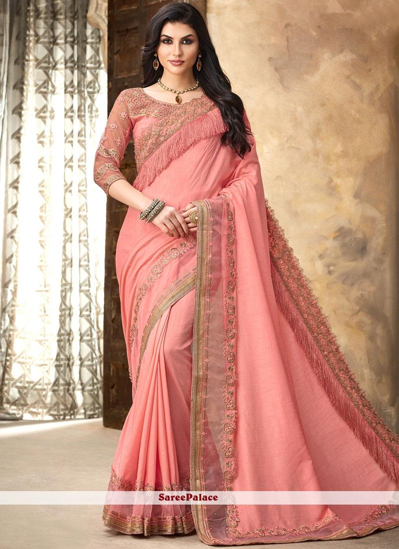 Resham Silk Traditional Saree